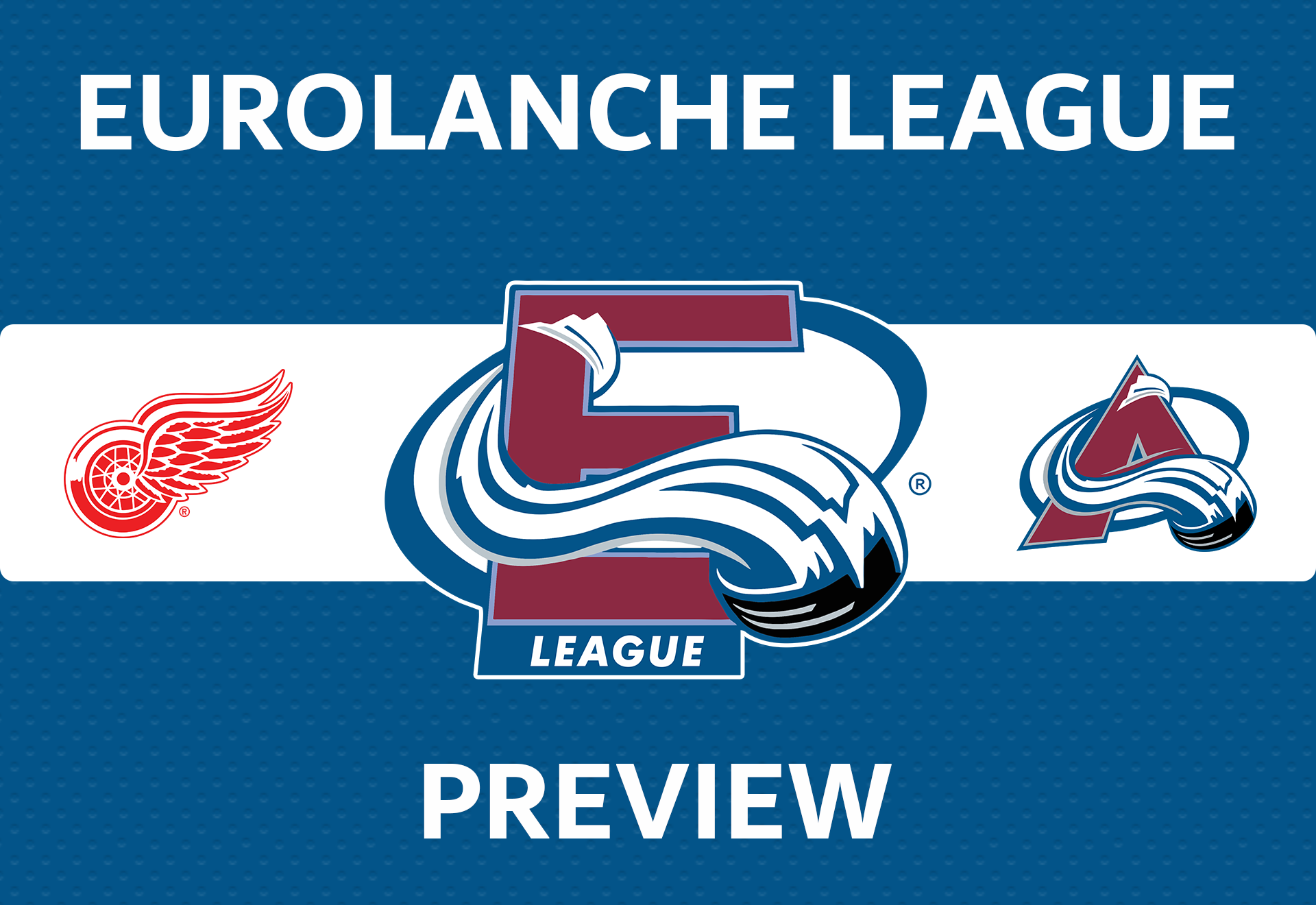 Eurolanche League: Zápas proti Red Wings