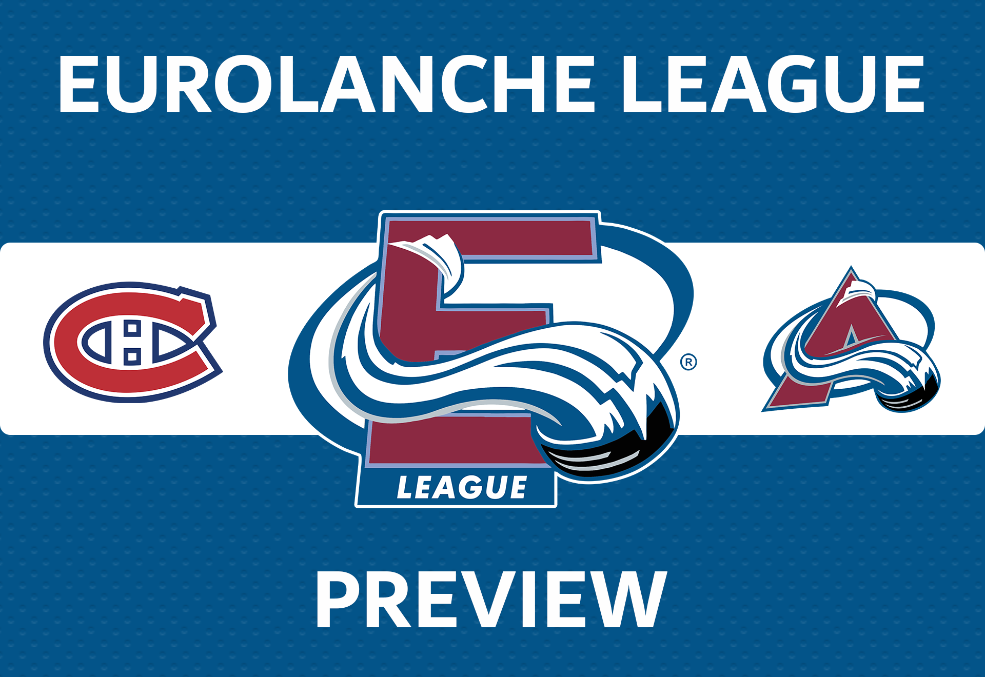 Eurolanche League: Zápas proti Canadiens