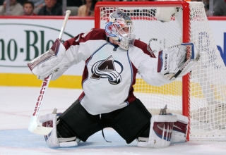 Interview with Calvin Pickard