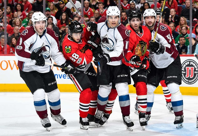 Preview: Avalanche at Blackhawks