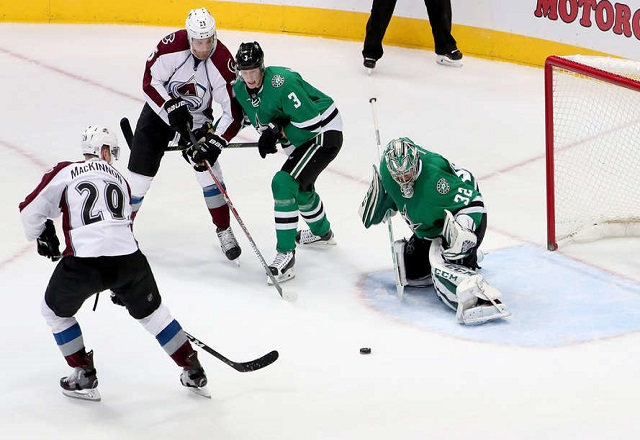 Avs hit the road for its final trip
