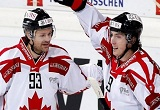 Duchene and Canada win Spengler Cup