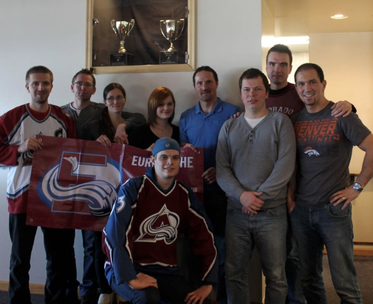 Meeting with Milan Hejduk