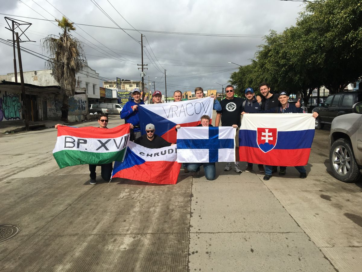 Gallery: Eurolanche members in Mexico (Invasion IX)