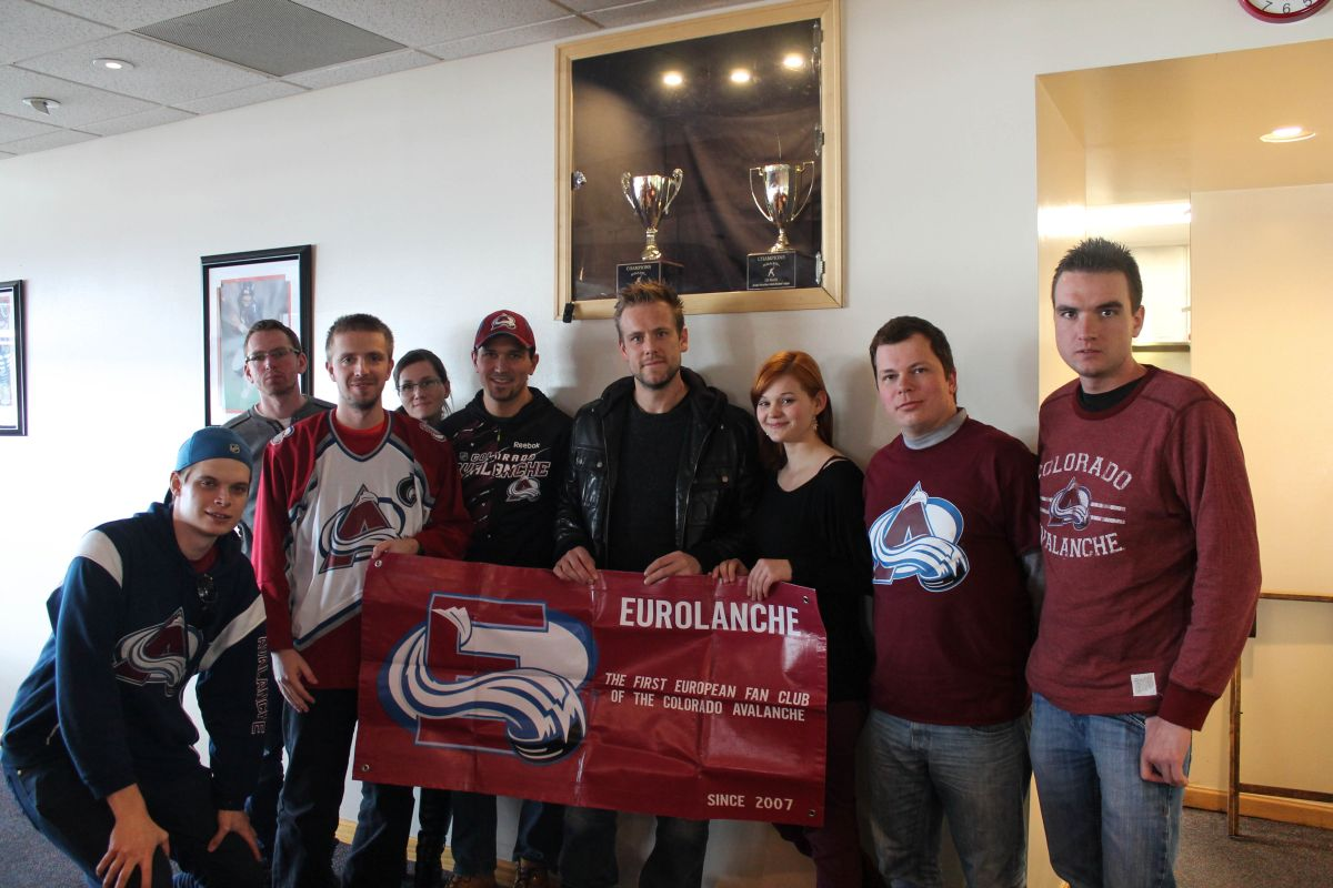 Gallery: Meeting with Jan Hejda (2015, Colorado)