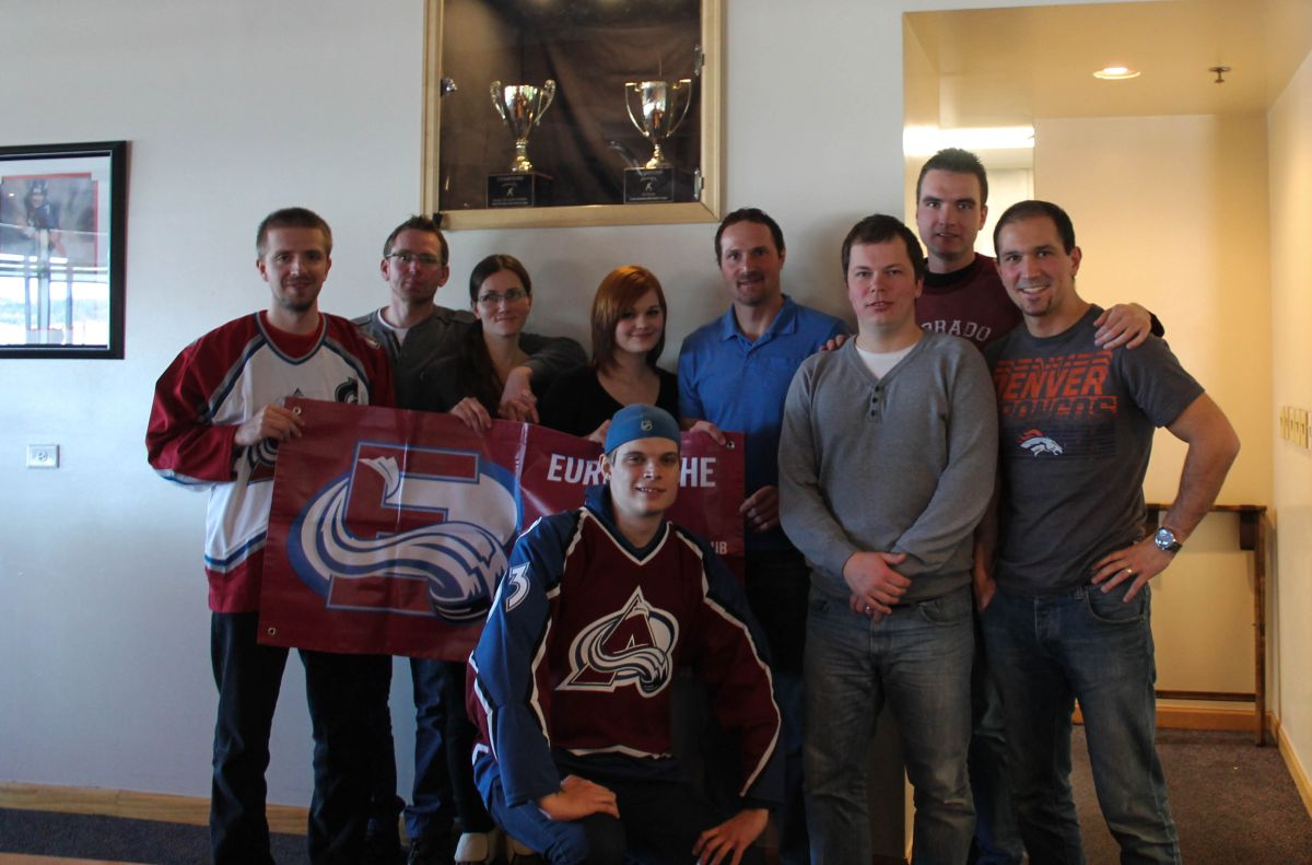 Gallery: Meeting with Milan Hejduk (2015, Colorado)