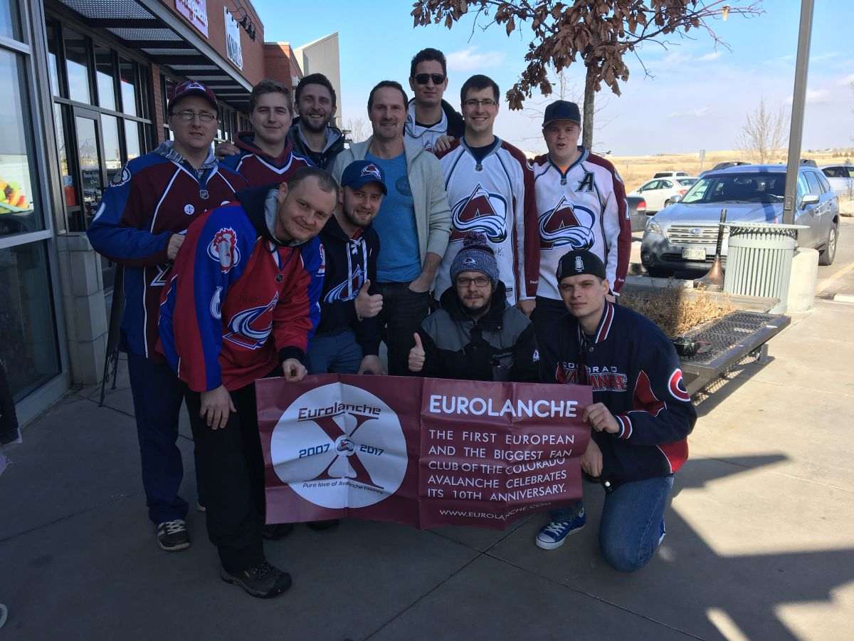 Gallery: Meeting with Milan Hejduk (2017, Colorado)