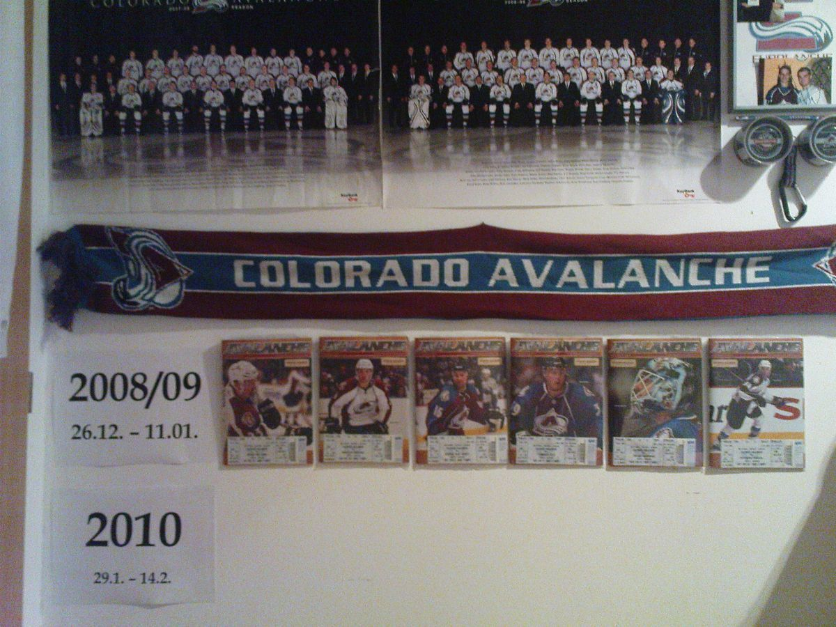 Gallery: Old Colorado Avalanche room (David Puchovsky, 2008)